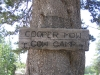 Cow Camp Sign